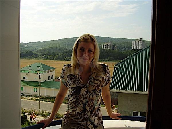 Gabriella (26) aus dem Kanton Zürich