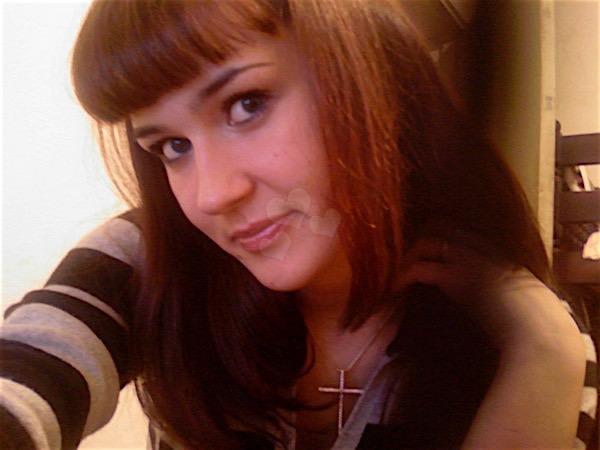 Genna (25) aus dem Kanton Basel-Stadt