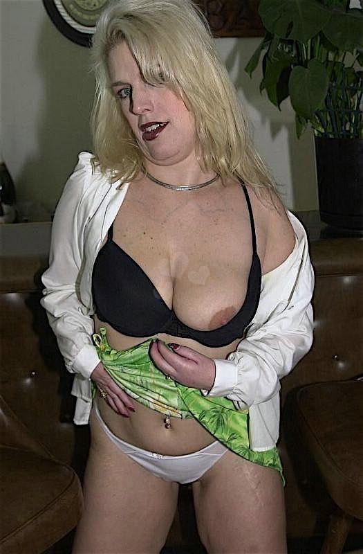 Gertrud (49) aus dem Kanton Bern