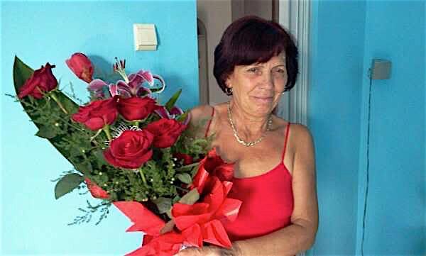 Ginevra (43) aus dem Kanton Bern