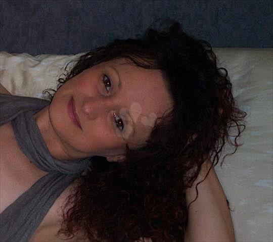 Gisella (37) aus dem Kanton Zürich