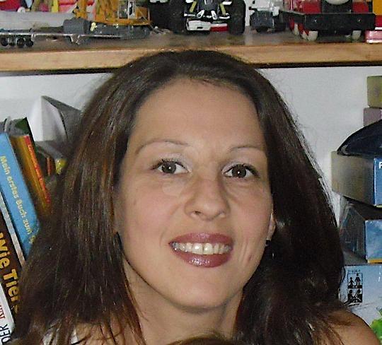 Gluecksmarie (25) aus dem Kanton Tessin