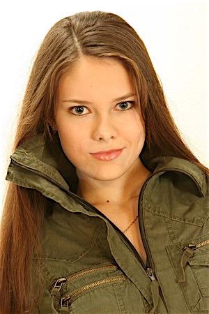Hanna (24) aus dem Kanton Zug