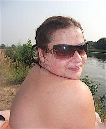 Hannah (30) aus dem Kanton Graubünden