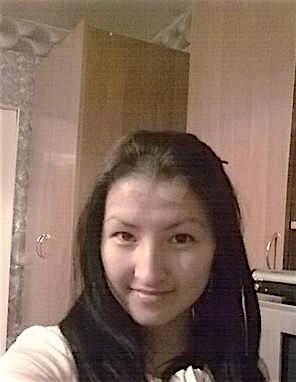 Hannika (24) aus dem Kanton Bern