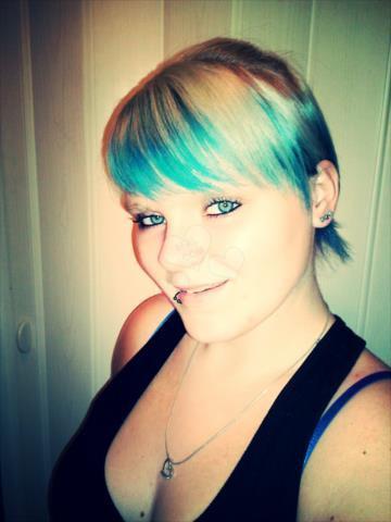 Hazel (25) aus dem Kanton Solothurn