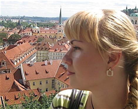 Heinrika (25) aus dem Kanton Aargau