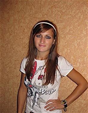 Jacqueline (27) aus dem Kanton Tirol