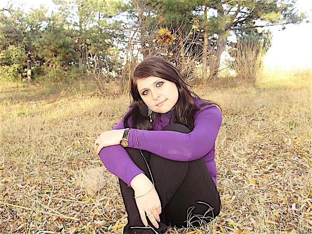 Jeanette (27) aus dem Kanton Zurich