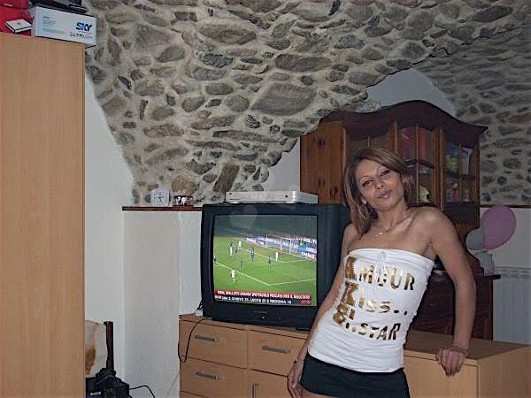 Karolin (26) aus dem Kanton Bern