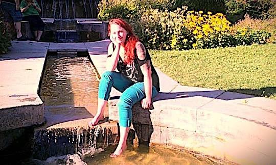 Klariena (27) aus dem Kanton Aargau