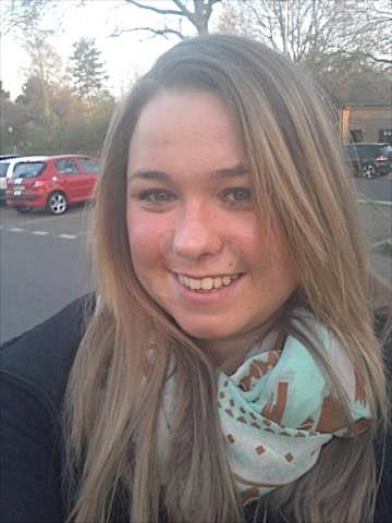 Kristin (26) aus dem Kanton Wallis