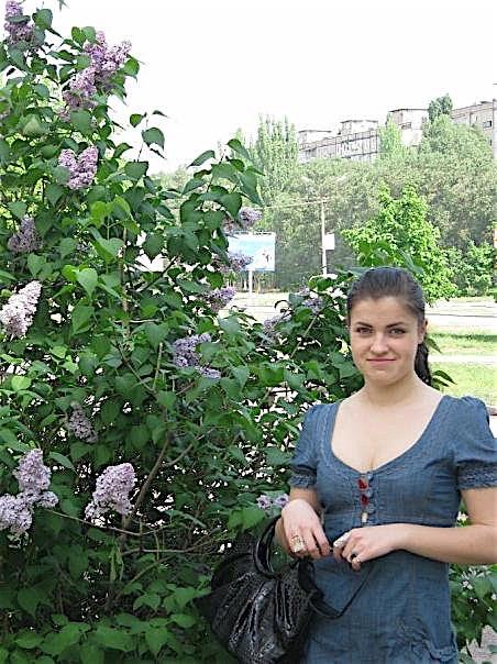 Ladytina (23) aus dem Kanton Basel