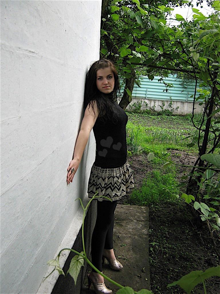 Ladytina (23) aus dem Kanton Niederösterreich