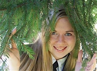 Larina (25) aus dem Kanton Bern