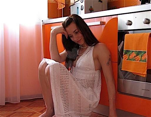 Liane (28) aus dem Kanton Zürich