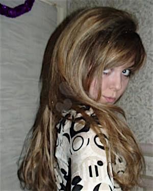 Liliane (26) aus dem Kanton Zürich