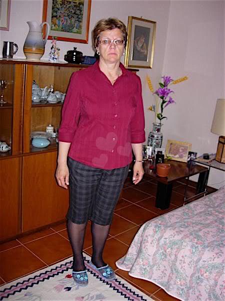 Lukrezia (45) aus dem Kanton Bern