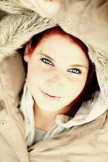 Madina (23) aus dem Kanton Bern