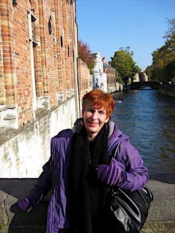 Margalita (44) aus dem Kanton Luzern