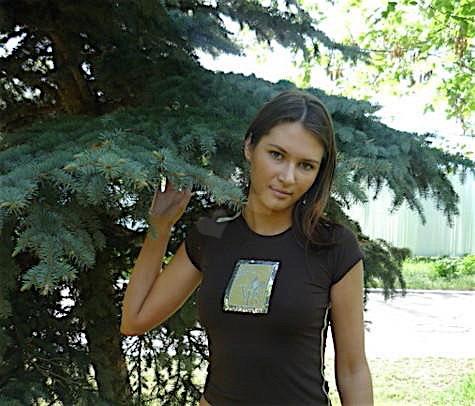 Marietta (27) aus dem Kanton Wien