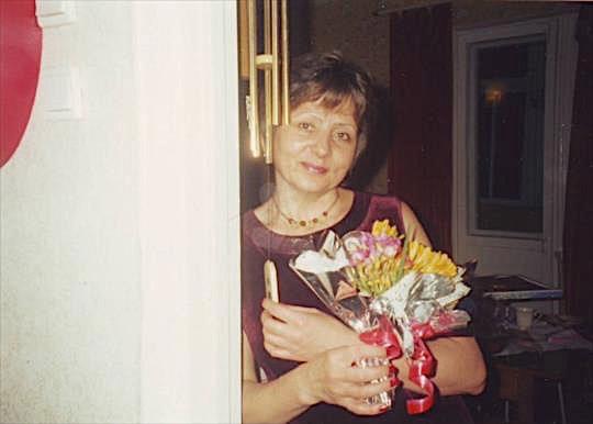 Marita (41) aus dem Kanton Zürich
