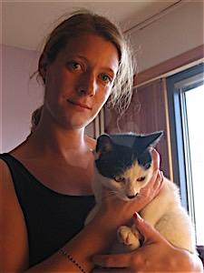 Marla (35) aus dem Kanton Genf