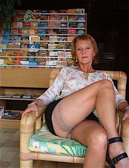 Marlene (47) aus dem Kanton Luzern