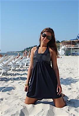 Melina (28) aus dem Kanton Luzern