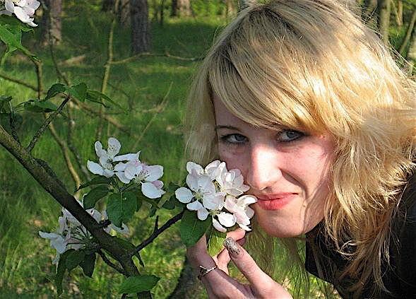 Monika (29) aus dem Kanton Graubünden