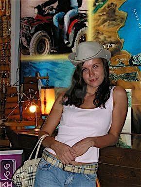 Natalie (26) aus dem Kanton Luzern