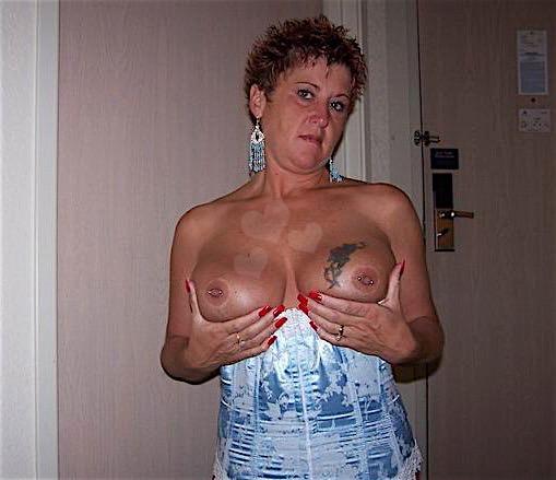 Pauline40 (40) aus dem Kanton Zurich