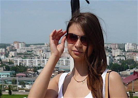 Petra (22) aus dem Kanton Bern