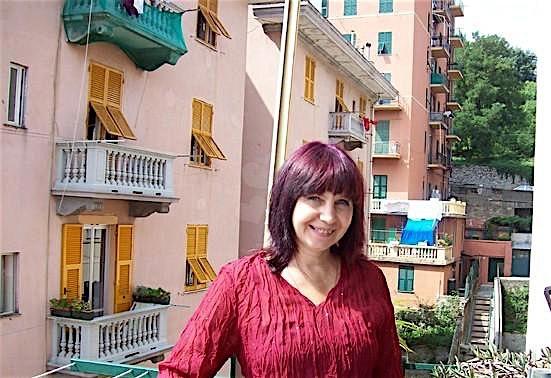 Regina (42) aus dem Kanton Ticino