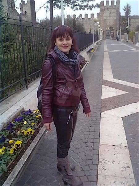 Roswitha (30) aus dem Kanton Freiburg
