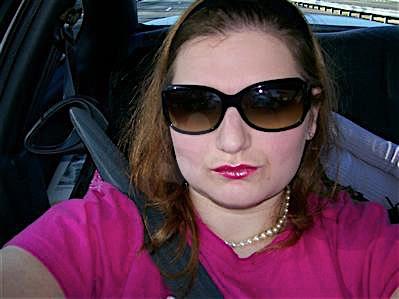 Sandria (24) aus dem Kanton Bern