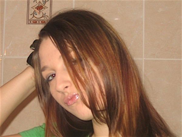 Tamira (19) aus dem Kanton Zürich