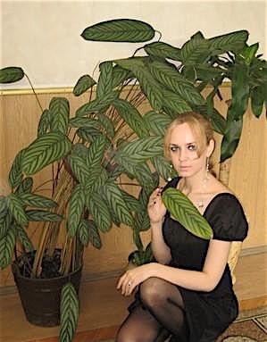 Tanja (28) aus dem Kanton Bern