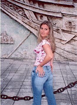 Teresa (28) aus dem Kanton Graubünden