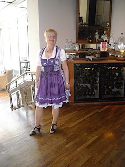 Traditionalistin (43) aus dem Kanton Zürich