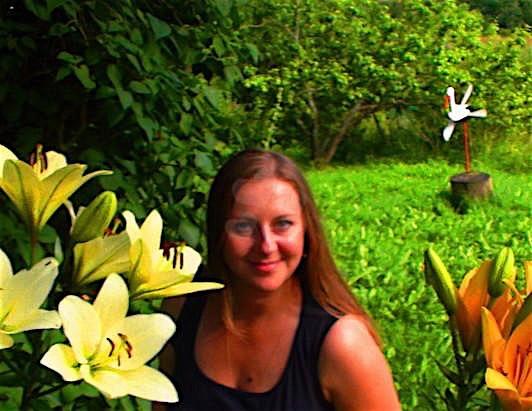 Ulrike (30) aus dem Kanton Zurich