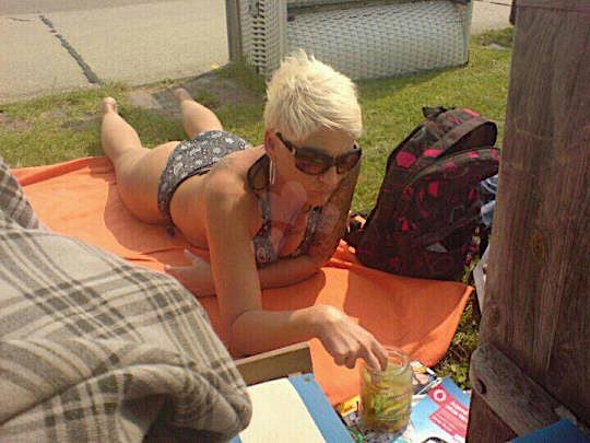 Unna (37) aus dem Kanton Zürich