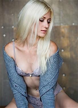 Vicky (26) aus dem Kanton Kärnten