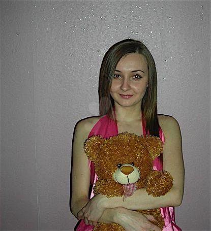 Violetta (27) aus dem Kanton Wien