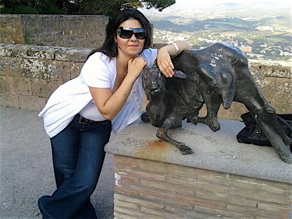 Zafira (32) aus dem Kanton Bern