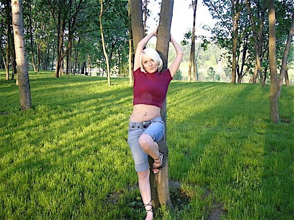 Zoe (23) aus dem Kanton Bern